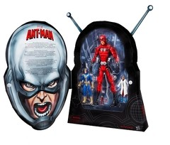 Ant- Man Pack Com 5 Deluxe Exclusivo Sdcc Pack Ccpx - Hasbro