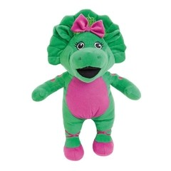 Kit De Pelúcia Bj + Baby Bop - Turma Do Barney - Multibrink