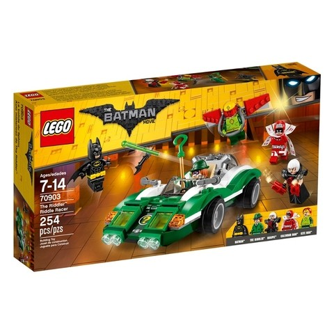 Lego 70903 The Batman Movie - A Corrida Do Charada