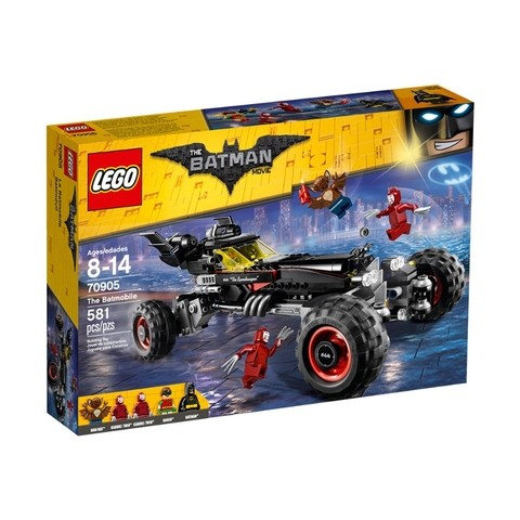 Lego 70905 The Batman Movie - O Batmóvel