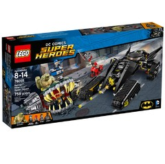 Lego 76055 Super Heroes Batman Crocodilo Combate Nos Esgotos