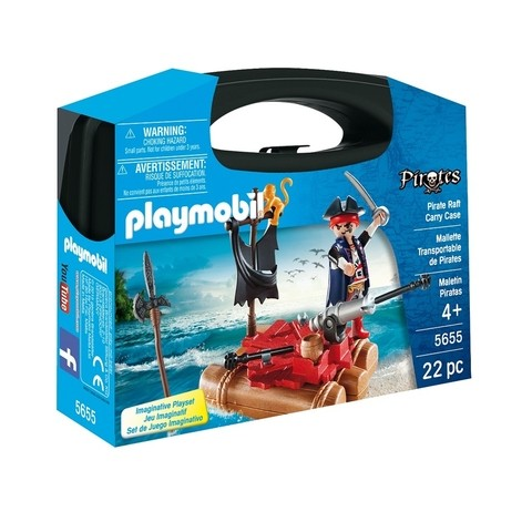 Playmobil Maleta Pirata 5655