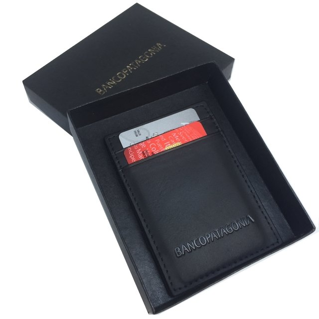 Magic wallet cuero
