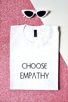 Choose empathy