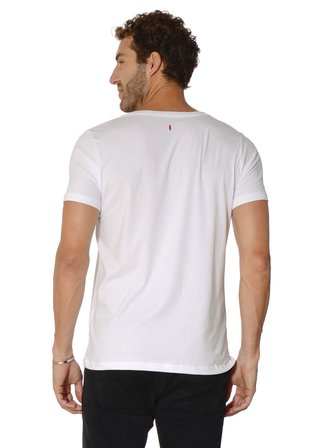 Camiseta Keep it Simple - Red Feather Atacado