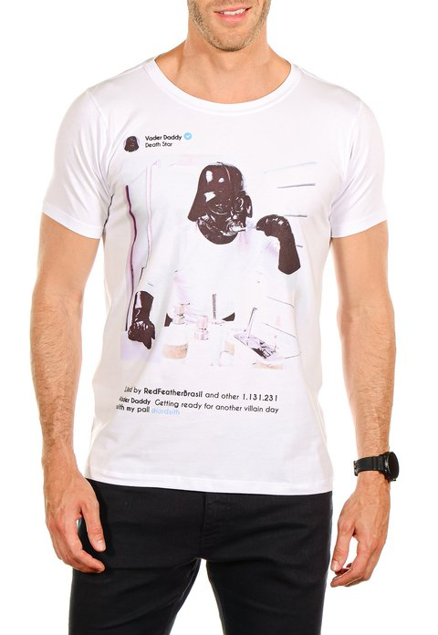 Camiseta Post Darth Vader