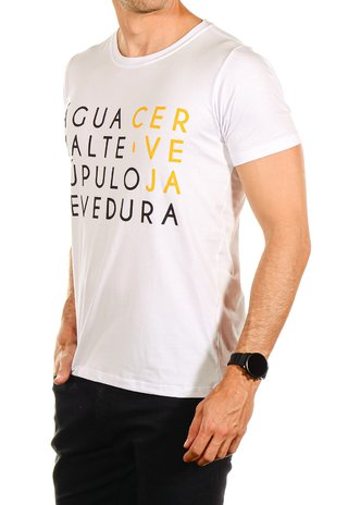 Camiseta Cerveja - Red Feather Atacado