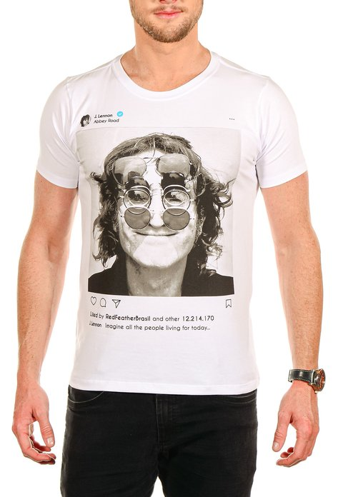 Camiseta Post Lennon