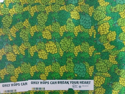 OHCBYH - Enjoy Hops!!! - Only Hops Can break your heart