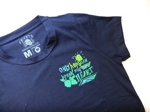 OHCBYH - TIKI Collection #2 T-Shirt Fem. - comprar online
