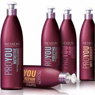 Shampoo Revlon Proyou Color Repair Nutritivo White x 350ml