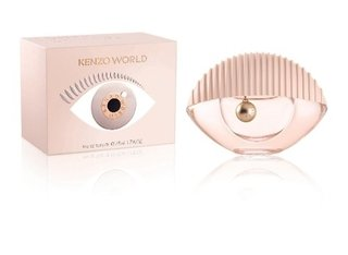 Perfume Importado Original Mujer Kenzo World Edt X75ml