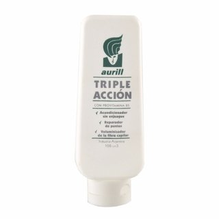 Acondicionador de Pelo Sin Enjuague Triple Acción Aurill X100ml
