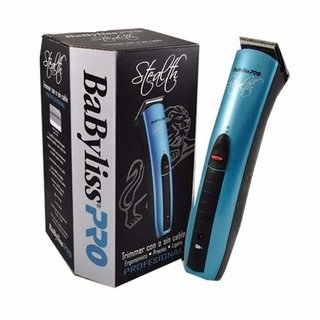 Patillera Profesional Babyliss Trimmer Inalambrica Corte