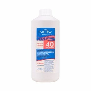 Agua Oxigenada Nov 40vol x900ml