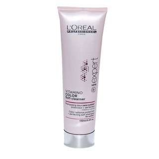 Shampoo Loreal Vitamino Color Soft Cleanser 150ml