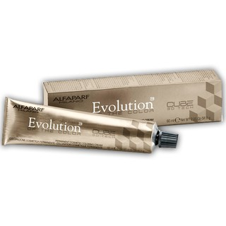 Tintura Alfaparf Evolution Of The Color Pelo Profesional 60g