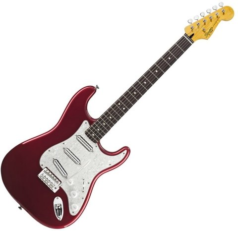 Squier 030-1220-509 - Stratocaster Surf Vintage Modified Candy Apple Red en internet
