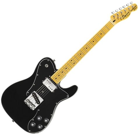 Squier 030-1260-506 - Telecaster Custom Vintage Modified Black