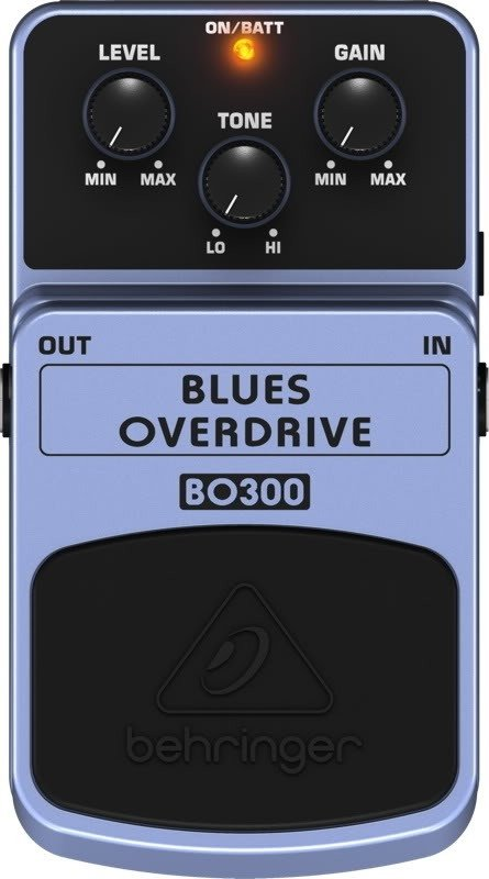Behringer Bo300 - Blues Overdrive