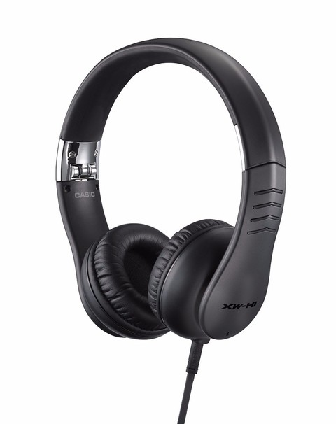 Casio Xw-h1 - Auricular Plegable Ultraflexible!!