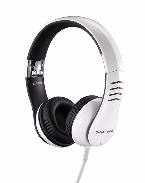Casio Xw-h2 - Auricular Plegable Ultraflexible!!!