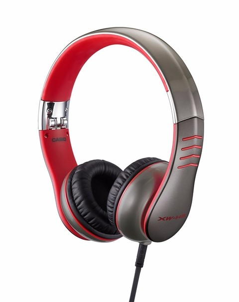 Casio Xw-h3 - Auricular Plegable Ultraflexible!!