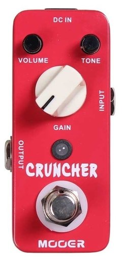 Mooer Cruncher - Pedal Distortion