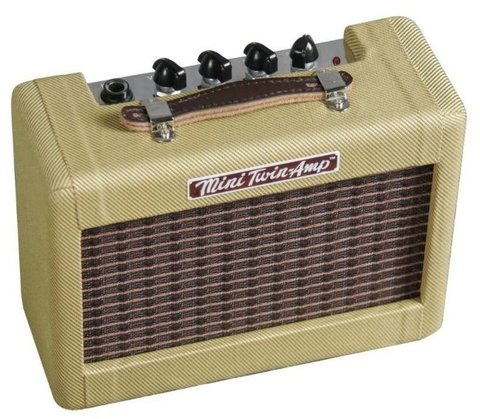 Fender 023-4811-000 - Mini amplificador de guitarra