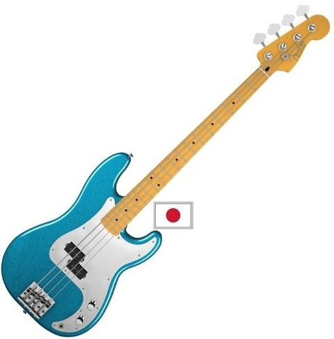 Fender 025-2602-350 - Precision Bass Artist Series Steve Harris con funda