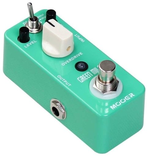 Mooer Green Mile - Pedal Overdrive