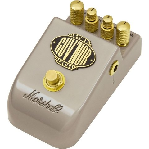 Marshall Gv-2 The Guv'nor Plus - Pedal Distorsion - comprar online