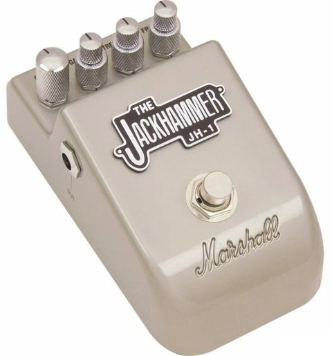 Marshall Jh-1 The Jackhammer - Pedal Overdrive/distortion - comprar online