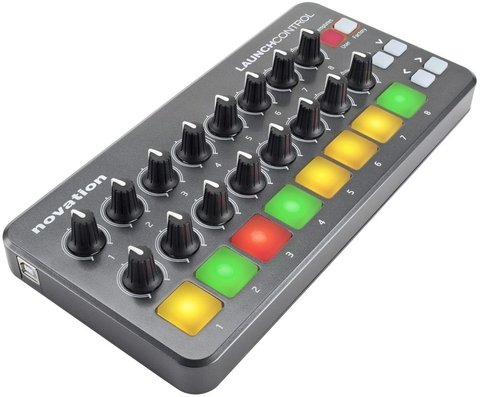 Novation Launch Control - Controlador Usb Portátil