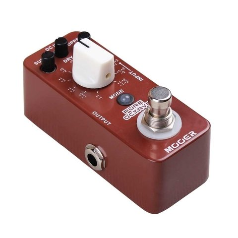 Mooer Pure Octave - Pedal Multimode Clean Octave
