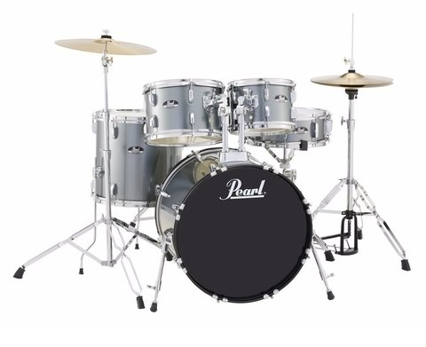 Pearl Roadshow RS585 Jazz Charcoal Metallic