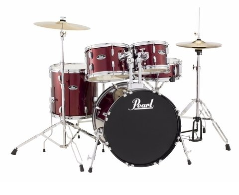 Pearl Roadshow RS585 Jazz Red WIne