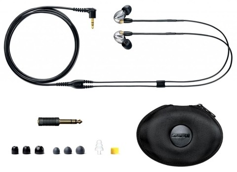 Shure Se425 - Auricular Intraural, Profesional, Cable Removible