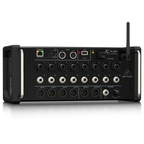 Behringer Xr16 - Consola Digital Control Remoto Router