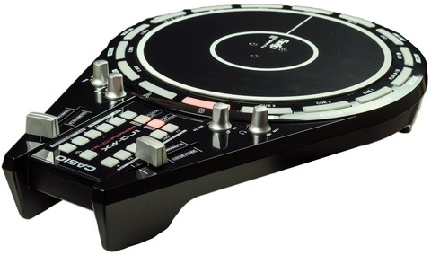 Casio Xw-dj1 - Controlador Para Dj, Compatible Con iPhone y iPad