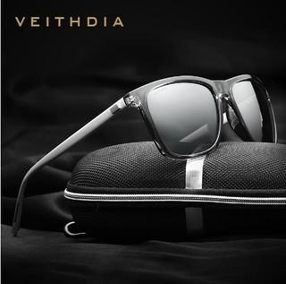 e8868f1ced VEITHDIA® 6108 Óculos de Sol Masculino Polarizado Alumínio