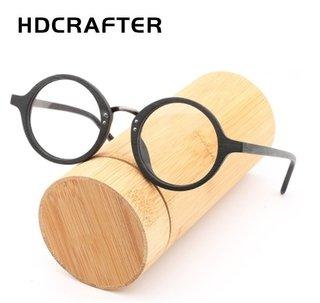 30fdb57fb5a84 Hdcrafter  0776 Armação De Óculos Masculino Madeira Natural