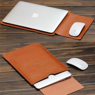 S Skyee* 6517 Capa Apple MacBook Couro