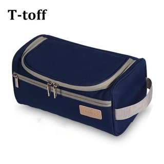T-toff* 4896 Necessaire Masculina Nylon Waterproof
