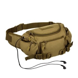 Protector Plus* 0121 Pochete Masculina Canvas Lona Militar Tactical na internet