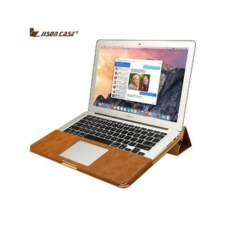 Jison Case* Jsair02r Capa Macbook Air Pro Couro Genuíno
