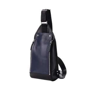 Bison Denim* 2428 Bolsa Masculina Couro Genuíno Crossbody - Simple Market