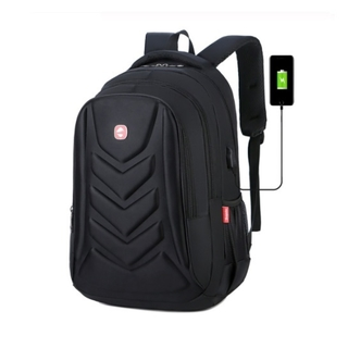 *8571 Mochila Masculina Oxford Usb Charge