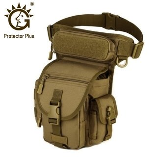 d09fc381fe Protector Plus  K314 Pochete De Coxa Masculina Canvas  Lona