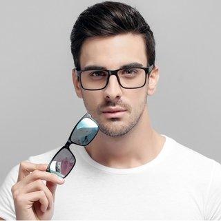 3083460bc ... Liyue  7016 Armação De Óculos Masculino Magnético Com Óculos De Sol -  comprar online ...